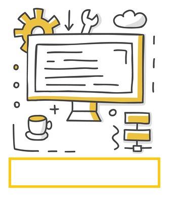 Hosting van een website op een server