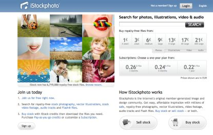 website istockphoto