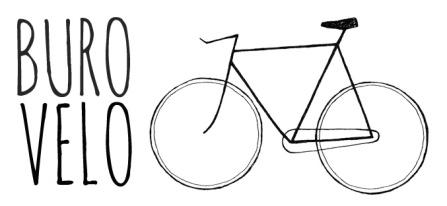 Het logo van Buro Velo