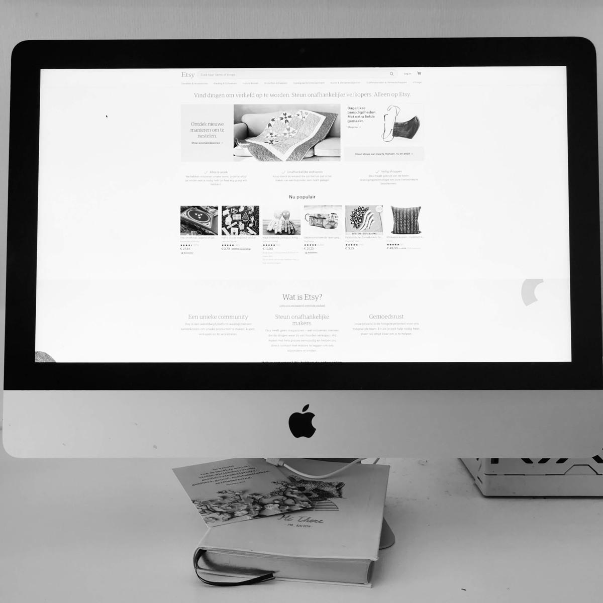 website Etsy