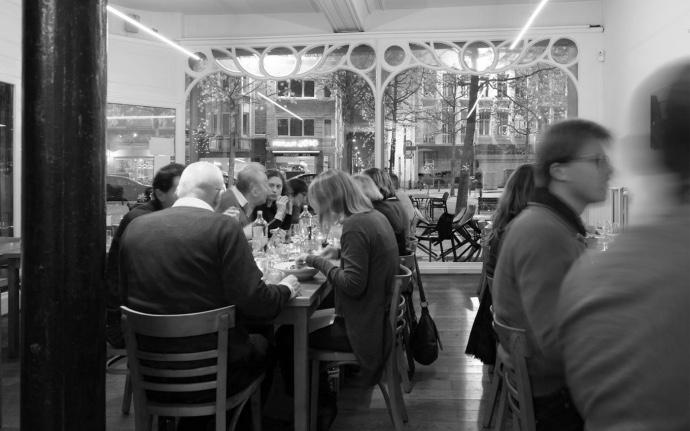Brasserie Duval in Antwerpen