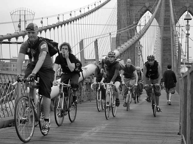 Baja Bikes Brooklyn
