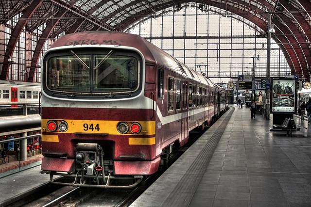Station Antwerpen - foto: Daniel Mennerich