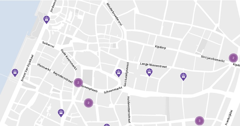 Waar kun je parkeren in Antwerpen?