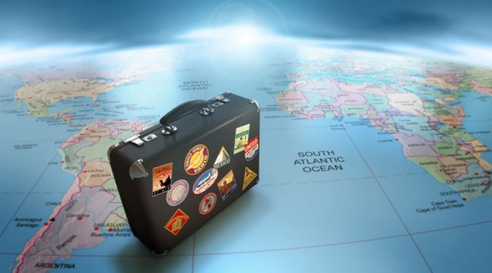 Een travelblog beginnen