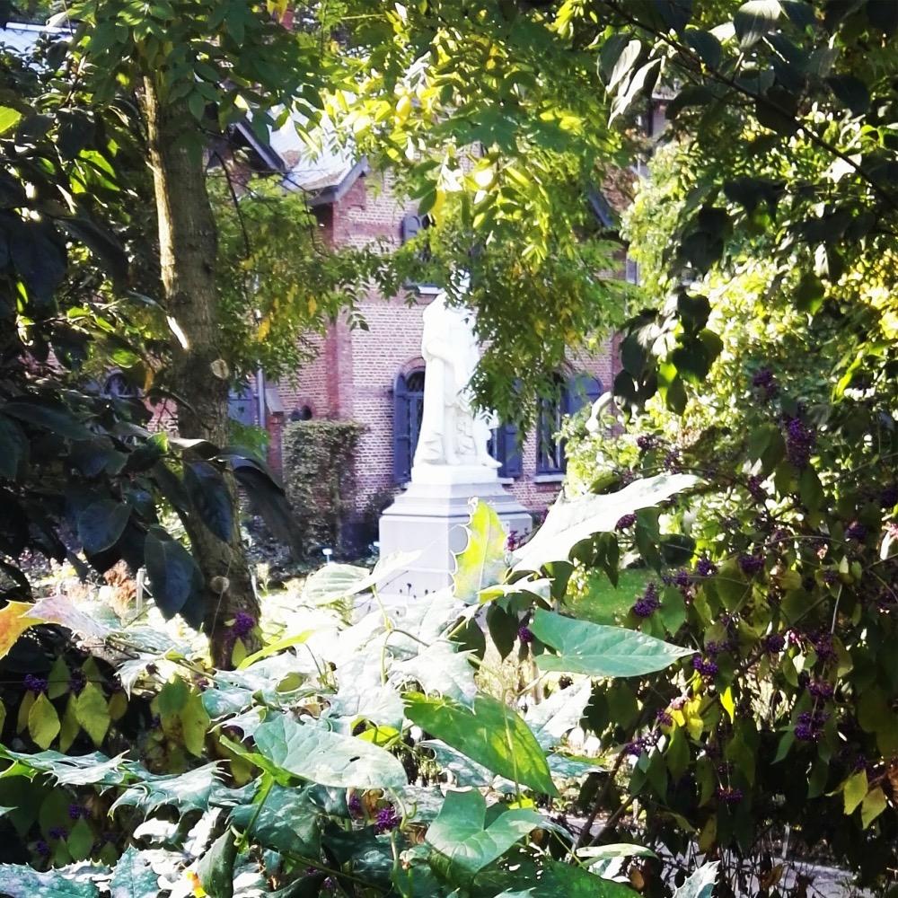 Antwerpen, plantentuin den Botaniek