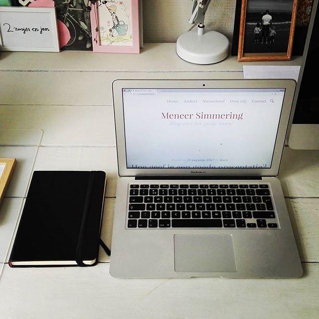 Blog zonder niche!