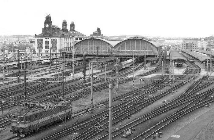 Praag Hoofdstation (Praha hlavni nadrazi)