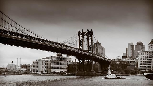 New York, foto door Jeffrey Zeldman