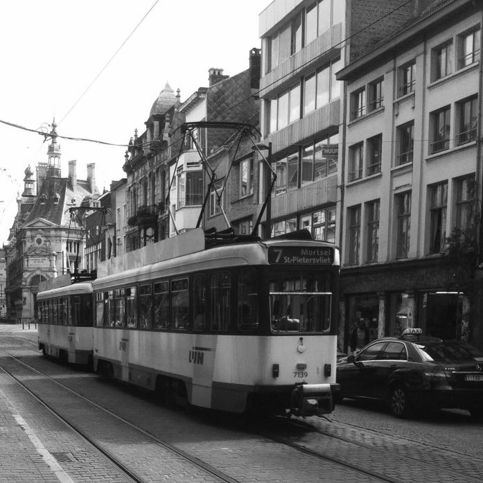Stad Antwerpen Travel blog