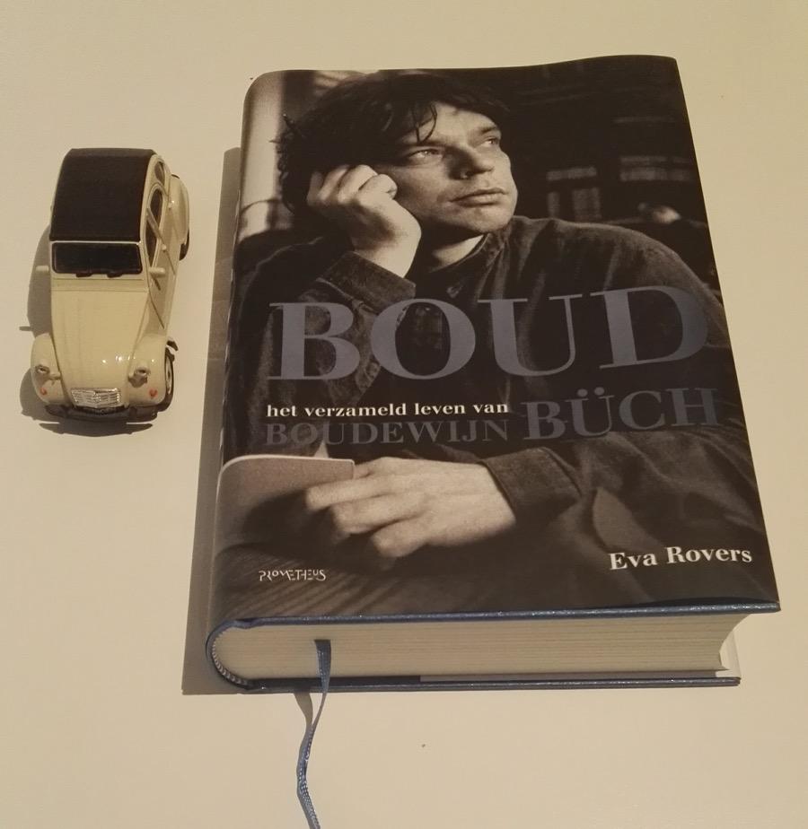 BOUD, boek van Eva Roovers