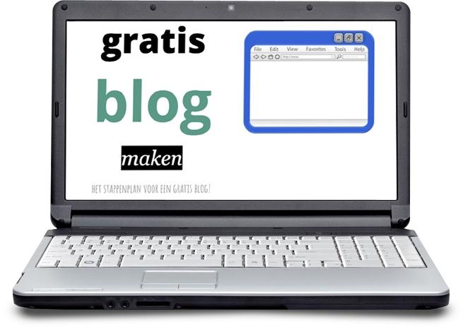 Een gratis blog maken, stappenplan!
