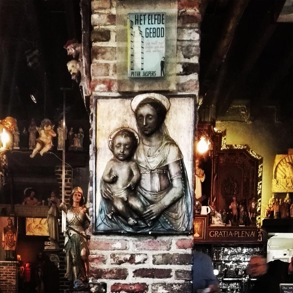 het Elfde gebod in Antwerpen