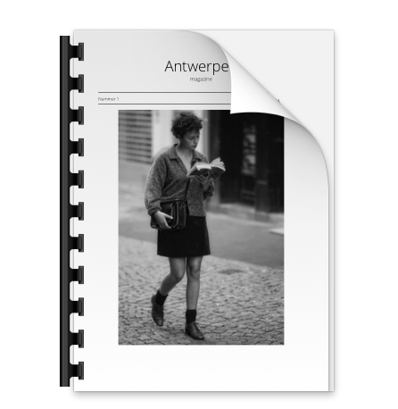 Antwerpen magazine