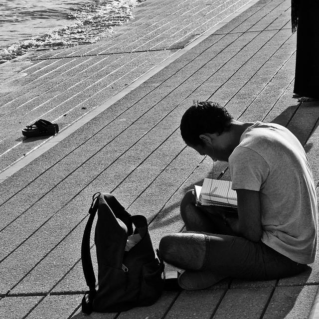 Blog schrijven - Afbeelding: Pedro Ribeiro Simões