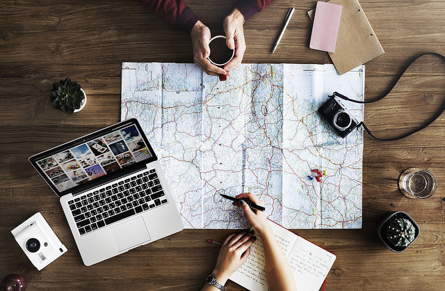 travel blog lijst met onderwerpen