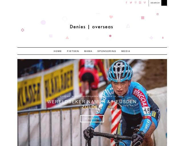 Website deniesoverseas.nl