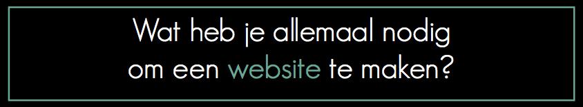 Het 10-stappen Plan om een Website te Maken