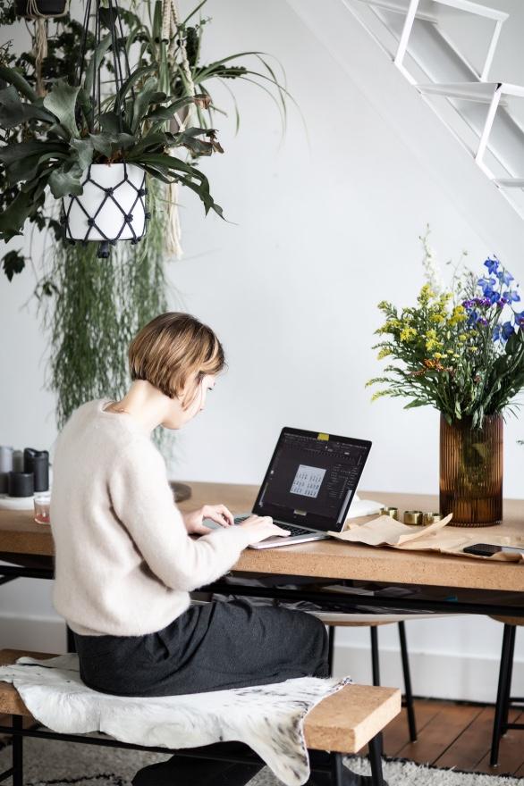 ChloëJanssens, foto door Ellen Claes