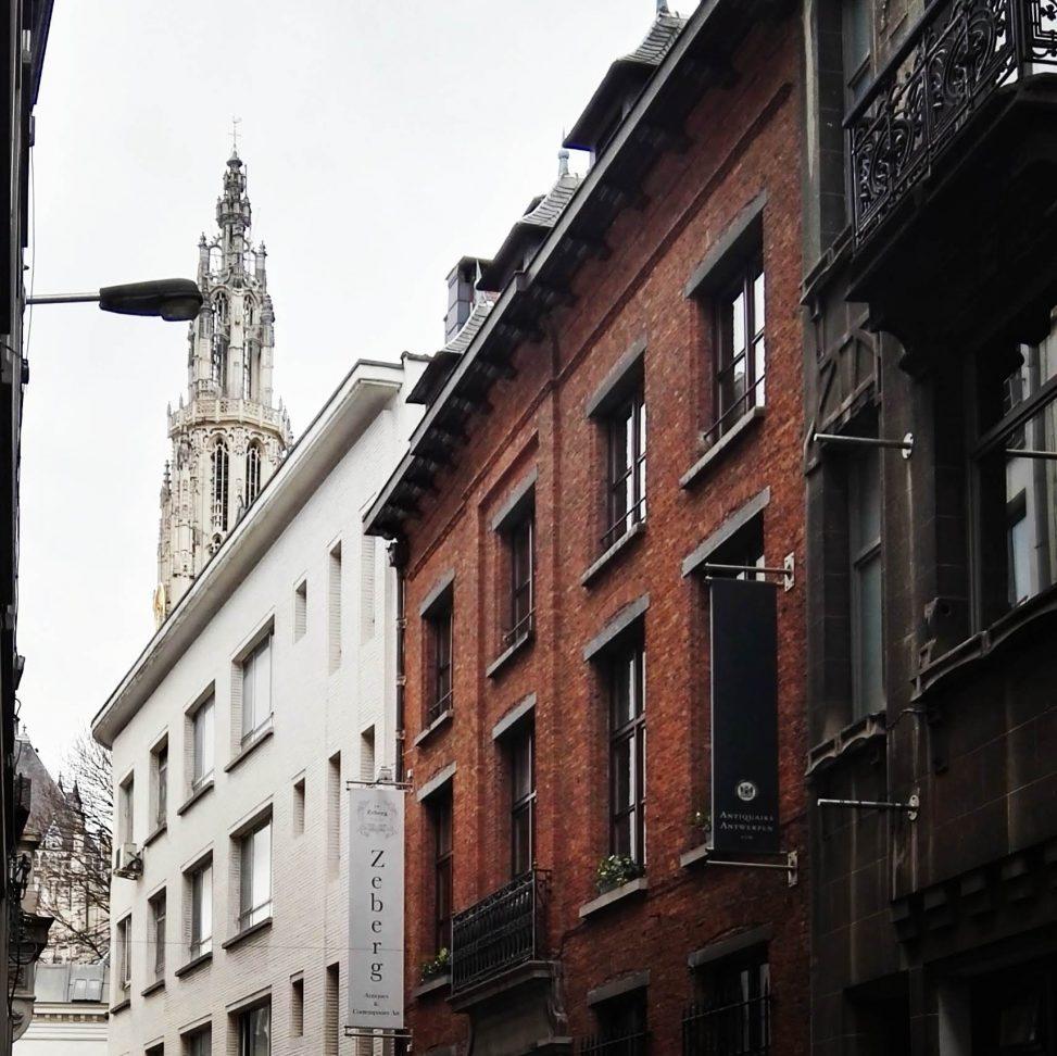 Vleminckstraat Antwerpen