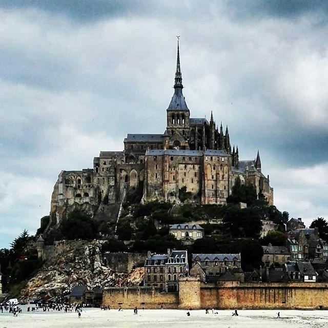 Mont Saint Michel juli 2018