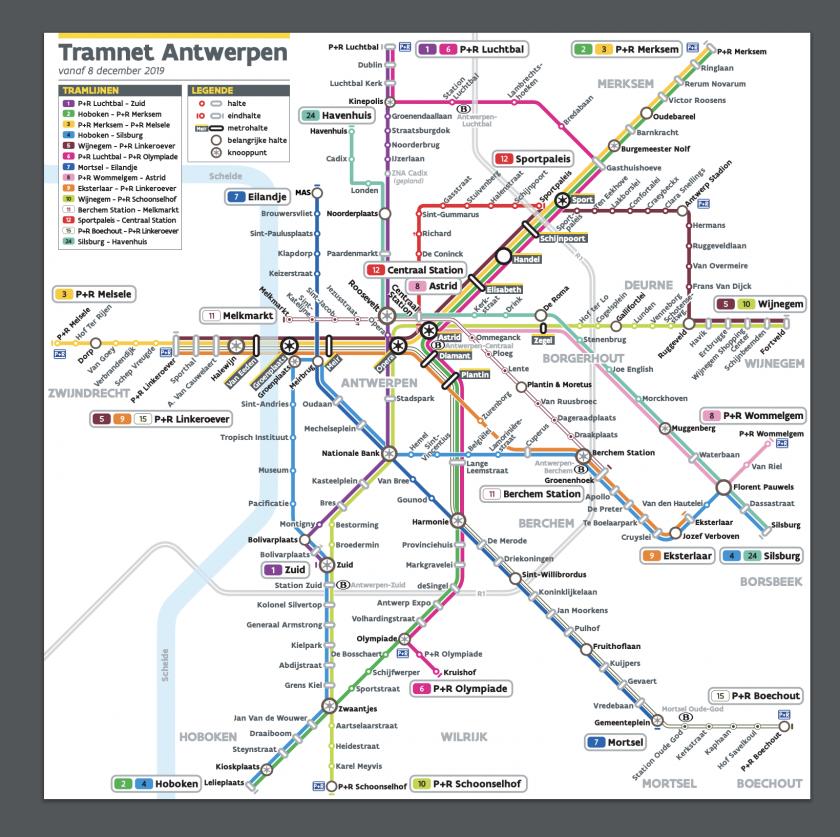 tramplan Antwerpen