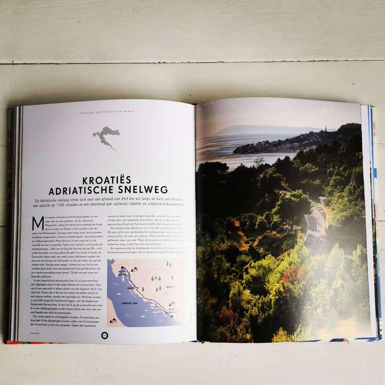 mythische autotochten reisboek