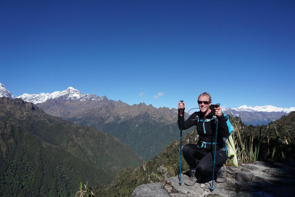 Op reis met Co, de Inca trail