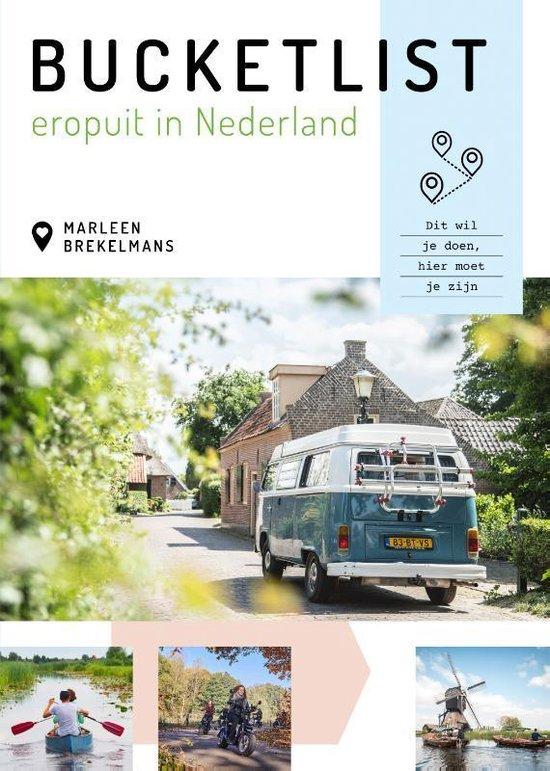 Boek Bucketlist eropuit in Nederland