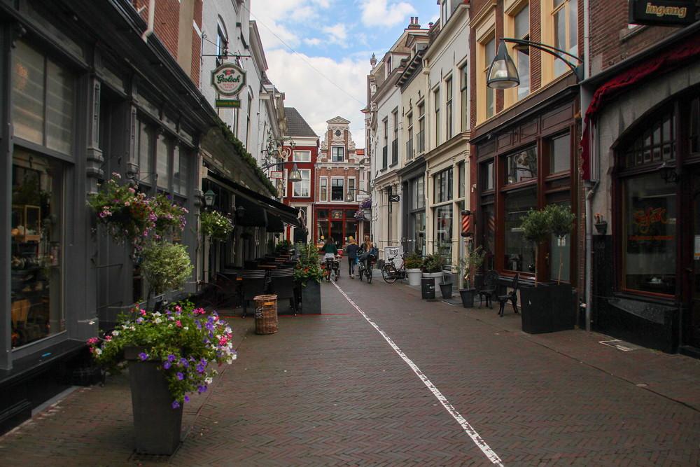 het historische centrum van Deventer