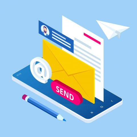 Uitleg over email service providers
