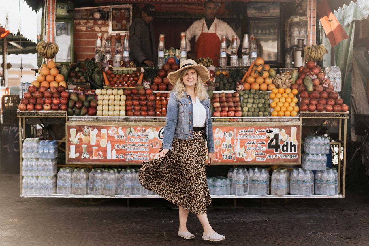 Milou van Roon is reisblogger, explorista.nl is haar website