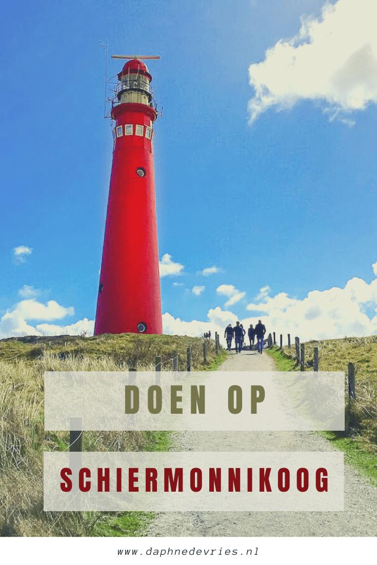 Wat te doen op Schiermonnikoog, fotografie door Daphne de Vries