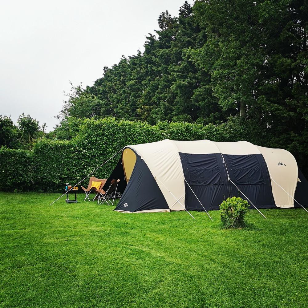 kamperen in kattendijke