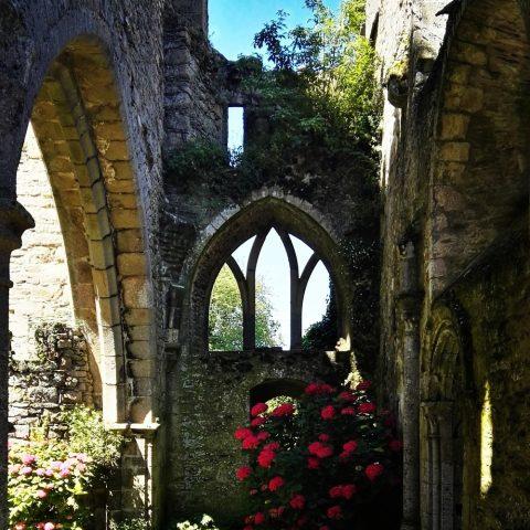 abbaye de beauport Paimpol Bretagne